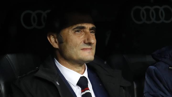"""Valverde: """"Cuando te marcan al final, te vas quemado..."""""""