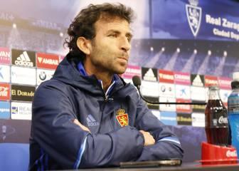 Milla se la juega ante el Valladolid de Paco Herrera