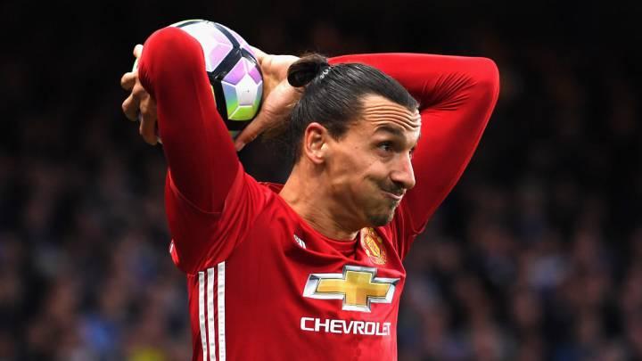 En Manchester se hartan de Ibrahimovic y piden su suplencia