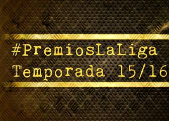 Gala de Premios LaLiga 2015/2016 en directo online