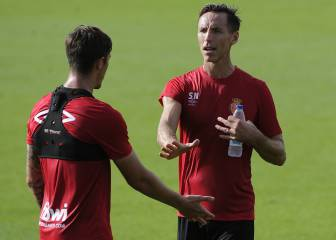 Steve Nash no tiene prisa por el ascenso del Mallorca a Primera