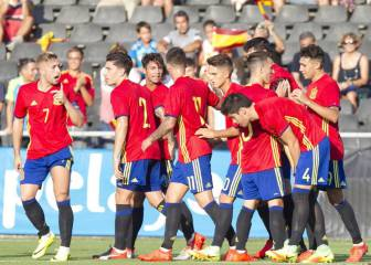 El Carlos Belmonte acogerá la vuelta del España-Austria