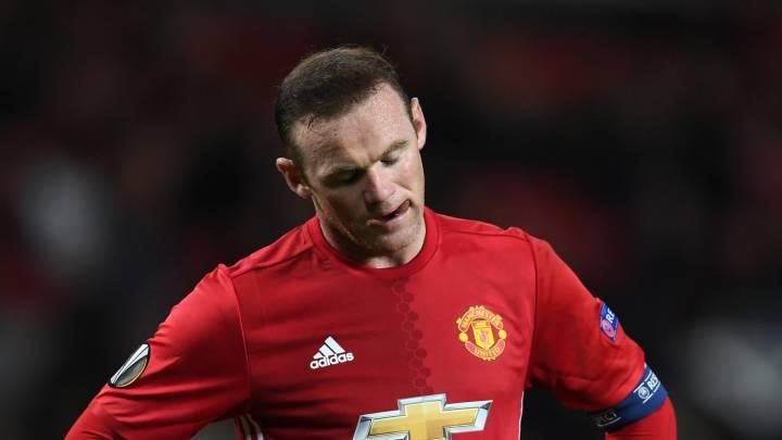 Mourinho le dice a Rooney que se vaya si quiere jugar