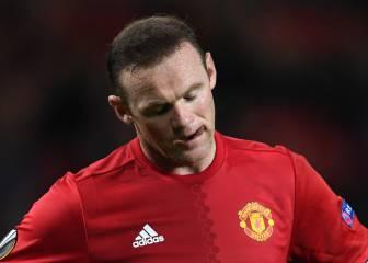 Mourinho le manda un recado a Rooney por su cumpleaños