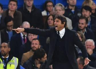 Conte no se esconde y responde a las críticas de Mourinho