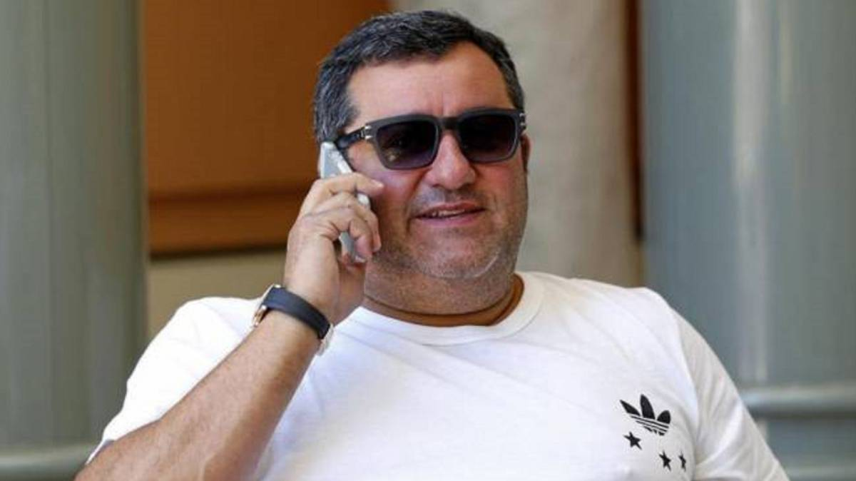 Image result for mino raiola pogba