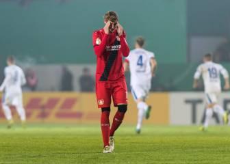 El Leverkusen, eliminado por un equipo de Tercera División