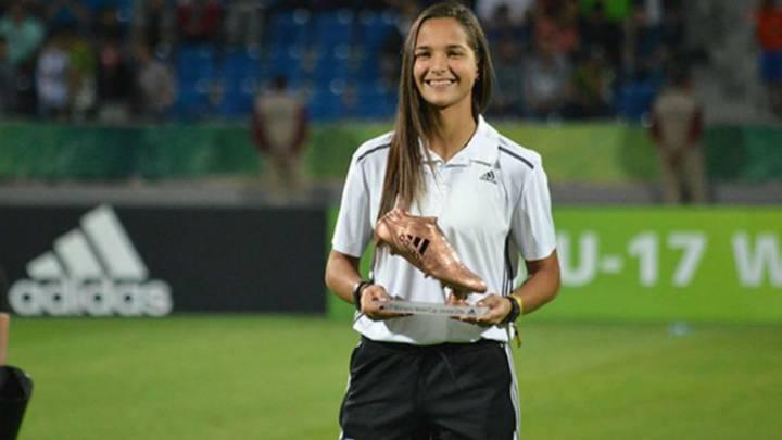 Goles de Deyna Castellanos nominados a Gol del Torneo