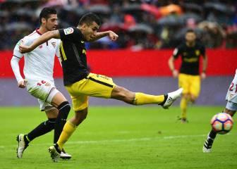 Ángel Correa: sólo tres de sus 11 goles fueron siendo titular