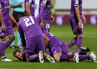 El Madrid fue en serio