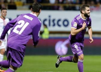 1x1: Nacho metió un gol de museo y Asensio hace pleno