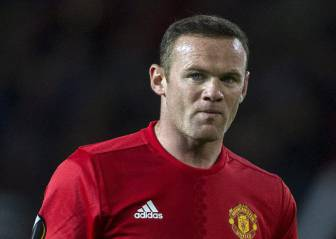 Los 5 posibles destinos de Rooney si se va del United