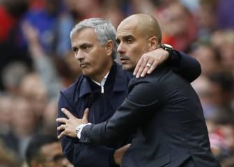 Manchester United vs Manchester City en directo