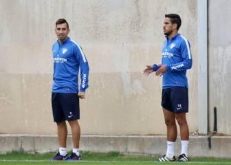Juande también viajará con lo puesto al Vicente Calderón