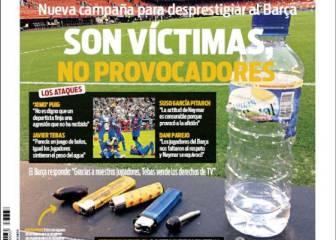 Campañas en Barcelona: del desprestigio al Balón de Oro