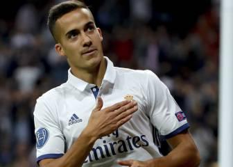 Oficial: Lucas Vázquez renueva con el Real Madrid hasta 2021