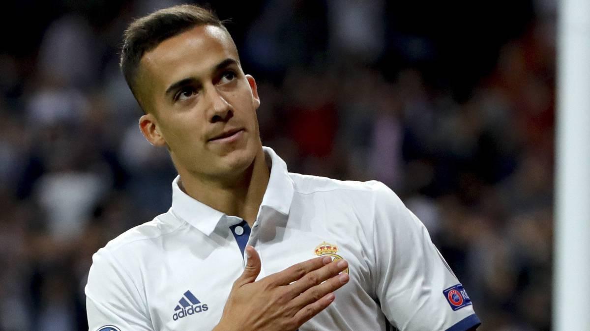 Real Madrid renueva a Lucas Vázquez hasta 2021