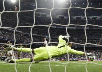 El Madrid, imbatido sólo en dos partidos de los catorce jugados