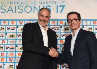 Andoni Zubizarreta, nuevo director deportivo del Marsella