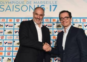 Zubizarreta, presentado como director deportivo del Marsella