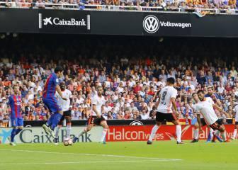 El Comité de Árbitros cree legal el 0-1 de Messi en Valencia