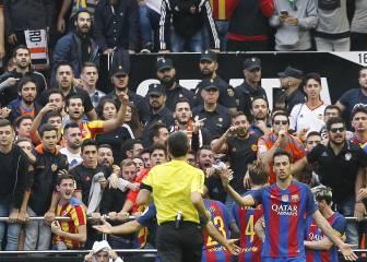 El abuelo del menor es simpatizante del Barcelona