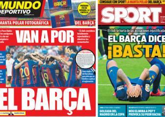 Unanimidad en la prensa de Barcelona contra Competición