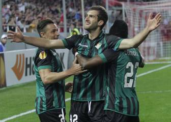 Aquel 'euro-derbi' sevillano con tres goleadores del Espanyol