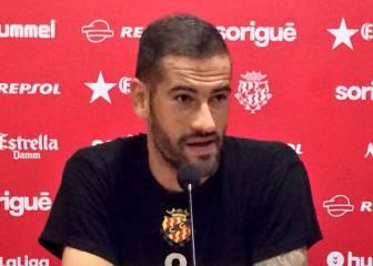 """Lopo: """"Nos tomamos el partido del Mallorca como una final"""""""
