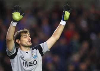 Mensaje de Casillas: