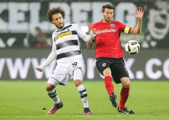 El Borussia Mönchengladbach se atasca ante el Eintracht