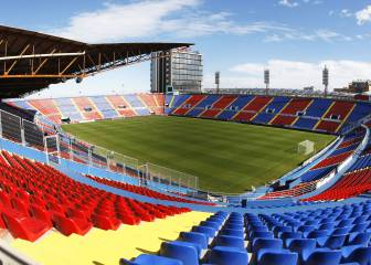 The Ciutat de Valencià to stage the next Valencia derby