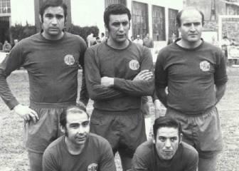 Campeones de Europa en el modestísimo Toluca (1970)