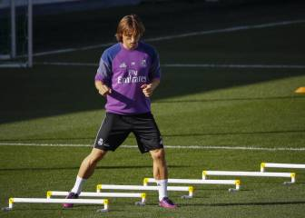 Mensaje de Zidane al técnico de Croacia: 'Modric no está listo'