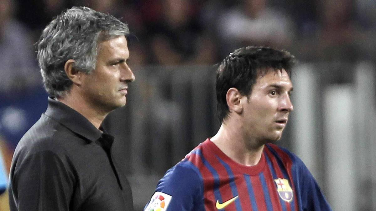 Football: L'avis de Mourinho sur la comparaison entre Messi et Ronaldo