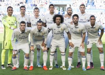 El Real Madrid, único equipo invicto de las 5 grandes ligas