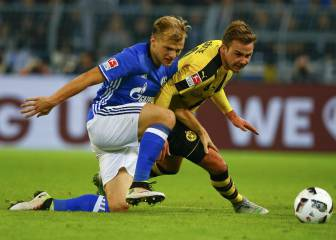 El Dortmund no puede con el Schalke y acentúa sus dudas