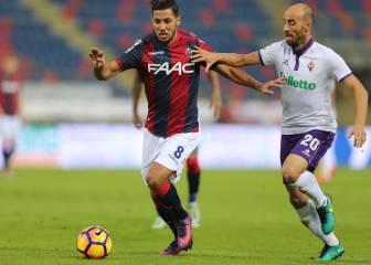La Fiorentina gana en Bolonia con un gol de penalti de Kalinic