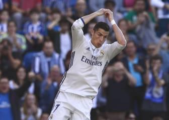 1X1: Cristiano, un hat-trick en Vitoria para 'desenfadarse'