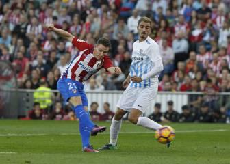 El Atlético marca y tira más que la temporada pasada