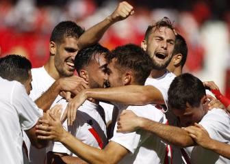 El Sevilla demuestra ante el Elche que tiene un filial especial