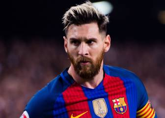 Messi compara a Pep con Luis Enrique: