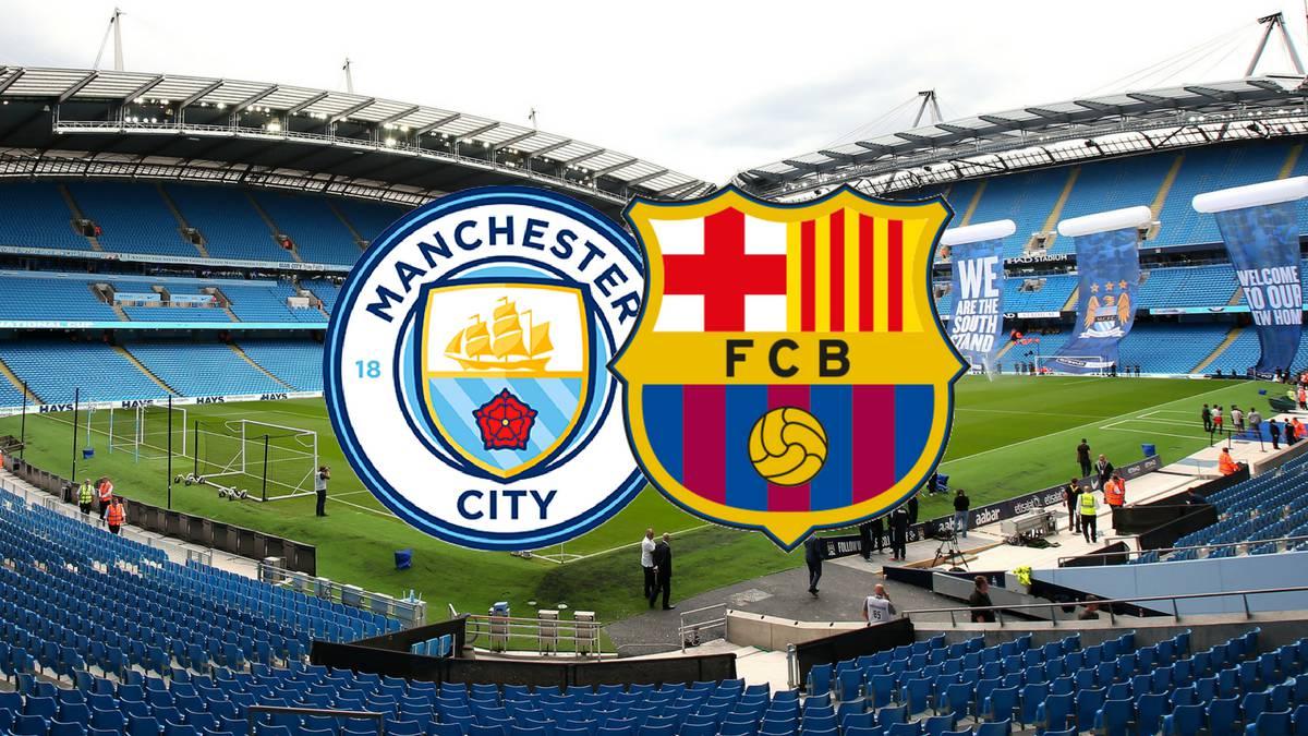 Cómo y dónde ver el Manchester City - Barcelona: horario y TV - AS.com