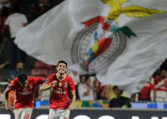 El Benfica en busca de una victoria que le meta en la pelea