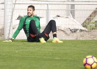 El Espanyol confía en que el Milán rescindirá a Diego López