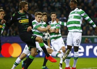 Dembélé salva un punto para un Celtic que sigue colista