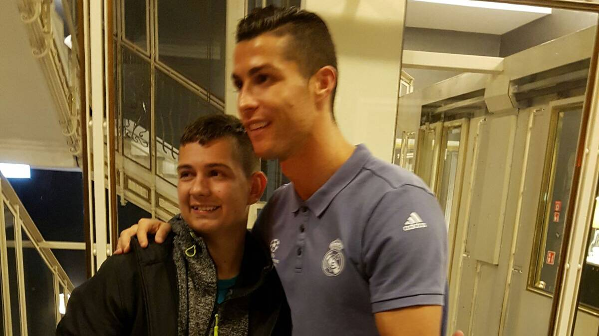 Fútbol: Real Madrid empata 3-3 ante Legia Varsovia en la