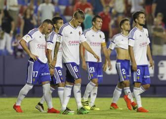El Zaragoza, a por su primer triunfo a domicilio