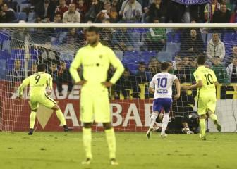 Cinco penaltis pitados en contra y ninguno a favor