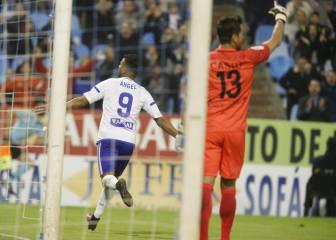 Ángel Rodríguez completa su inicio liguero más goleador